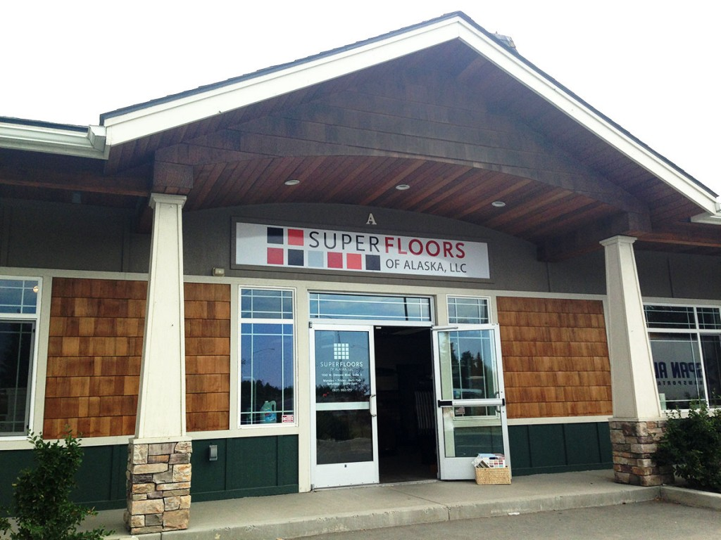 Showroom   Super Floors of Alaska